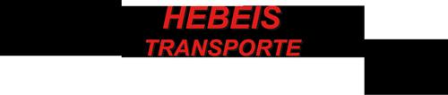 Hebeis Transporte